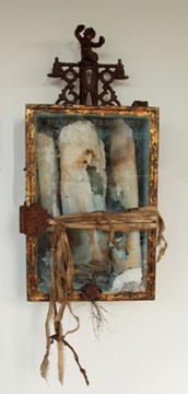 """Memory Fragments""; 14"" by 6""; $250.00"