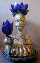 """Reliquary for Spring""; 15"" by 10.5""; $650.00"
